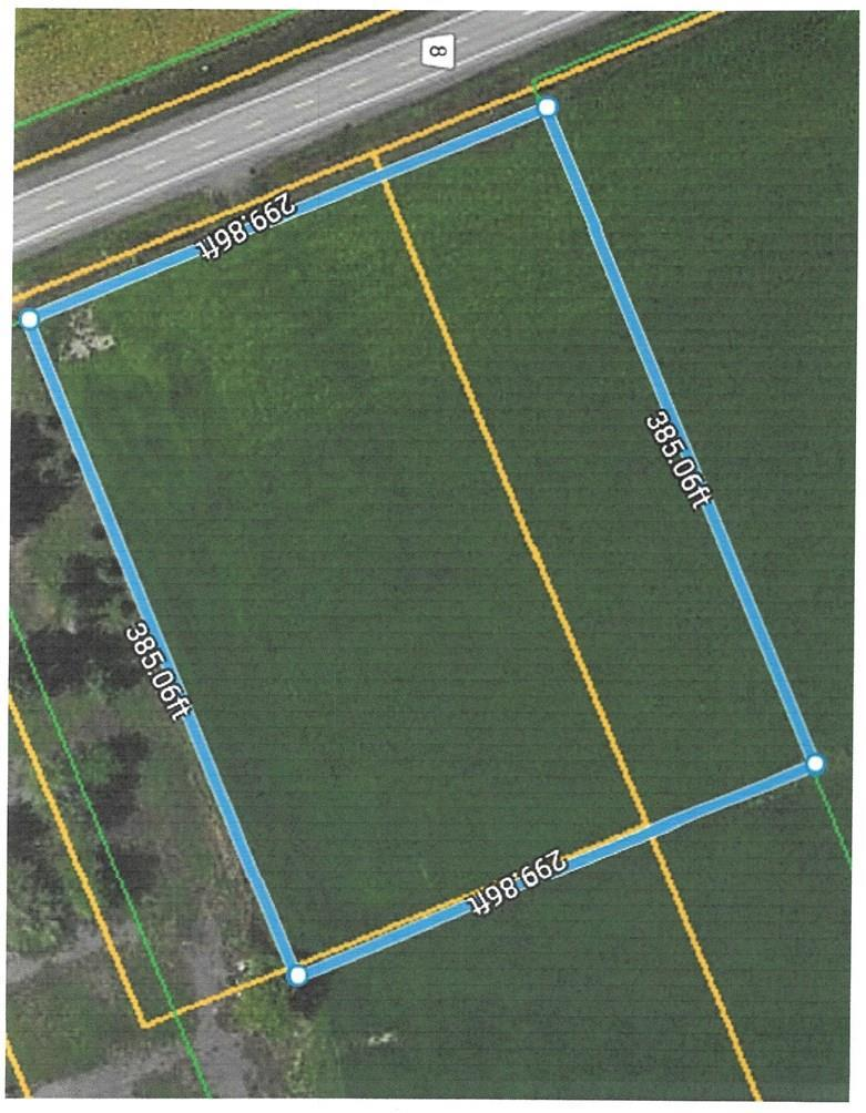 000 Vacant Land County Road 8 Road