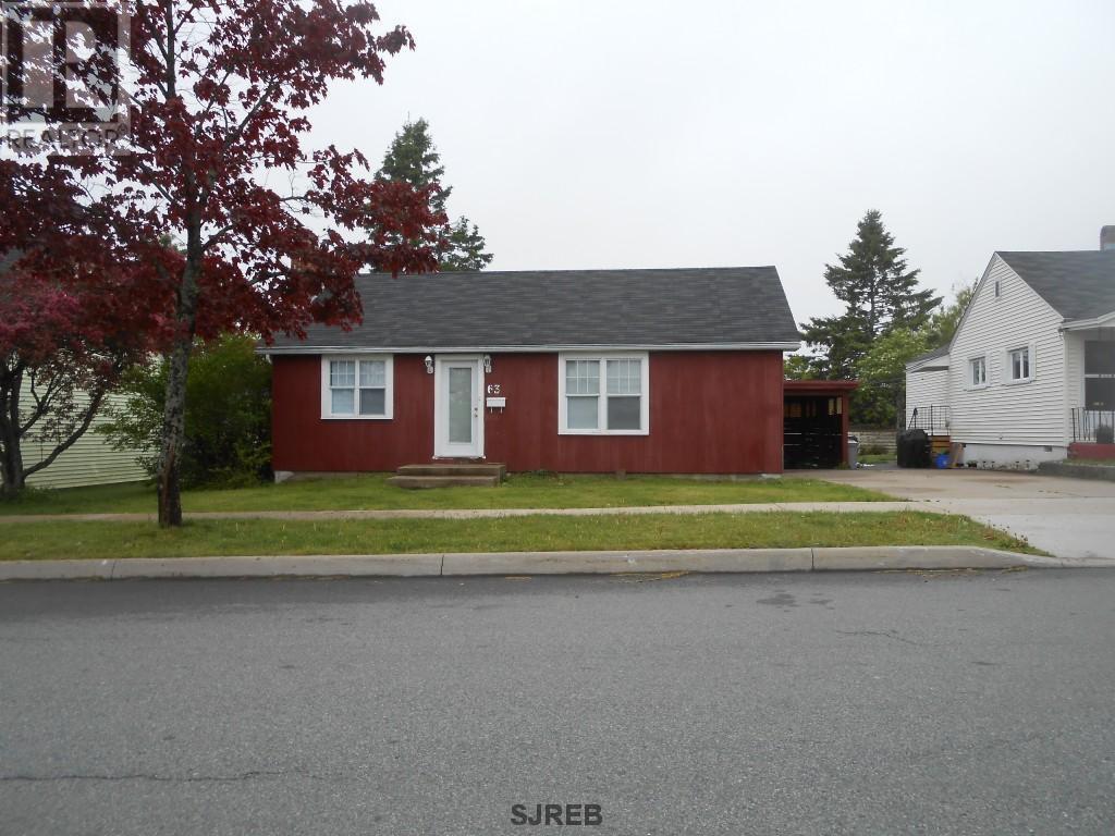 63 Beaverbrook Avenue SAINT JOHN SJ162934