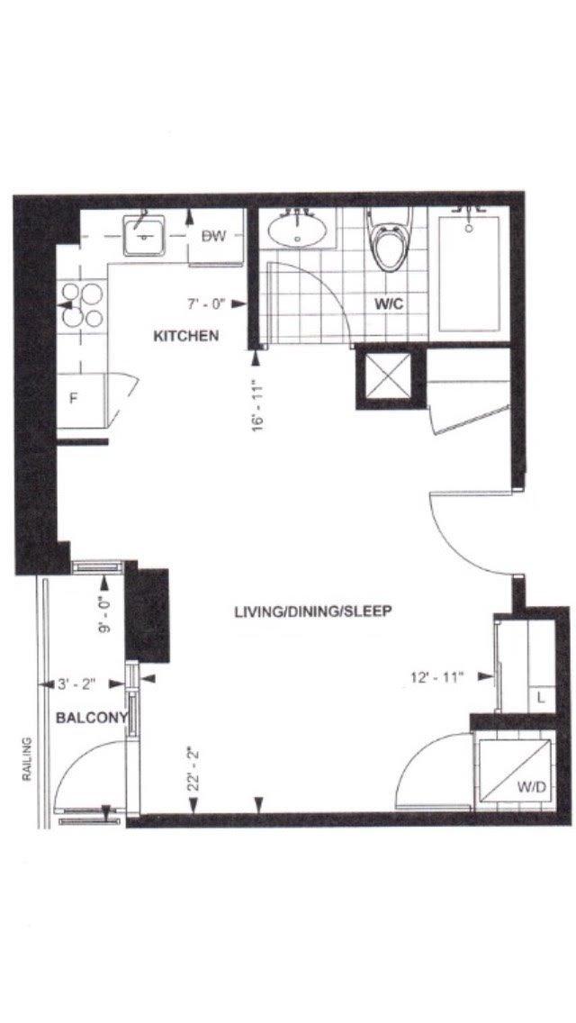 805 - 330 Richmond St W