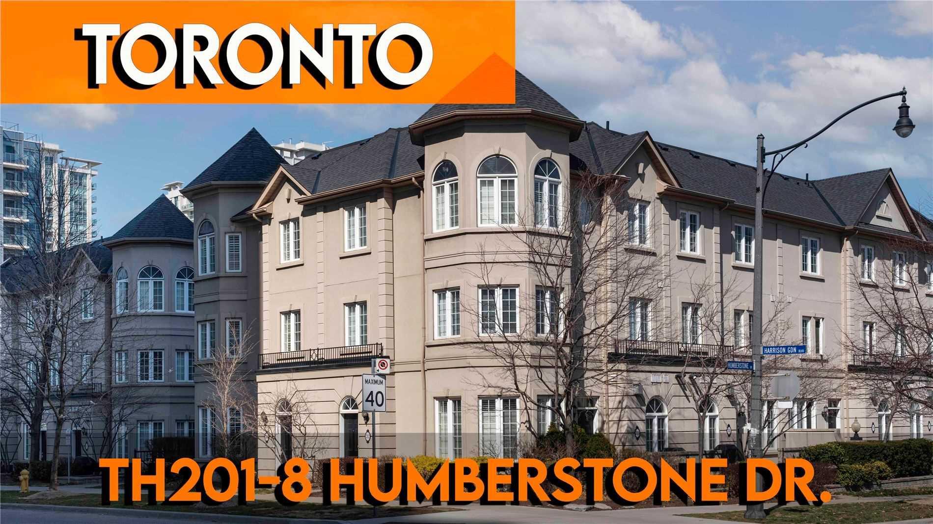 201 - 8 Humberstone Dr