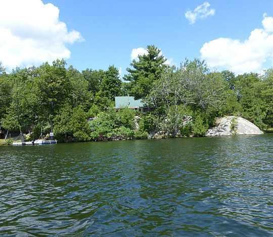 Lot 7 Newboro Mccaskill Island