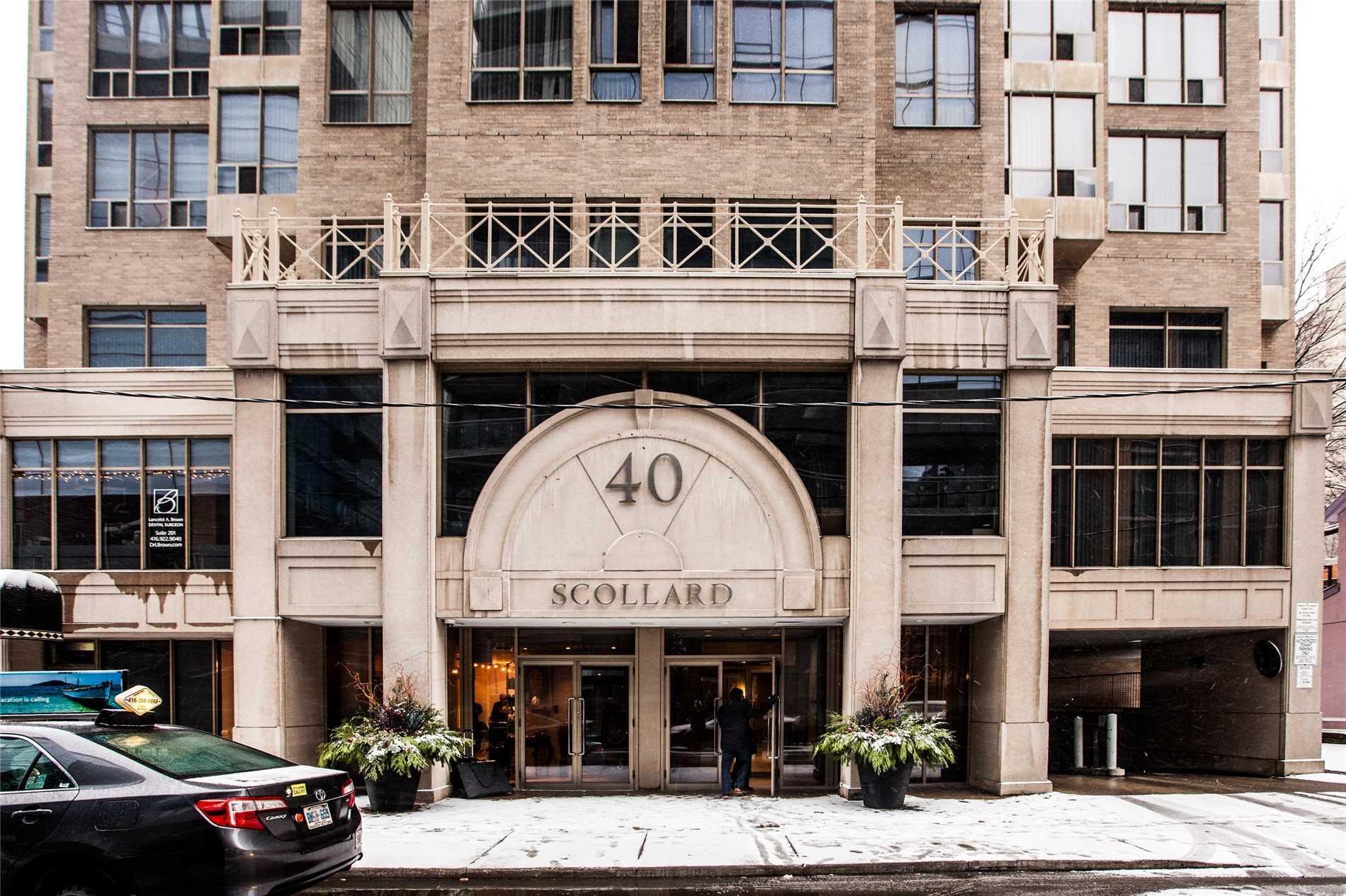 1001 - 40 Scollard St