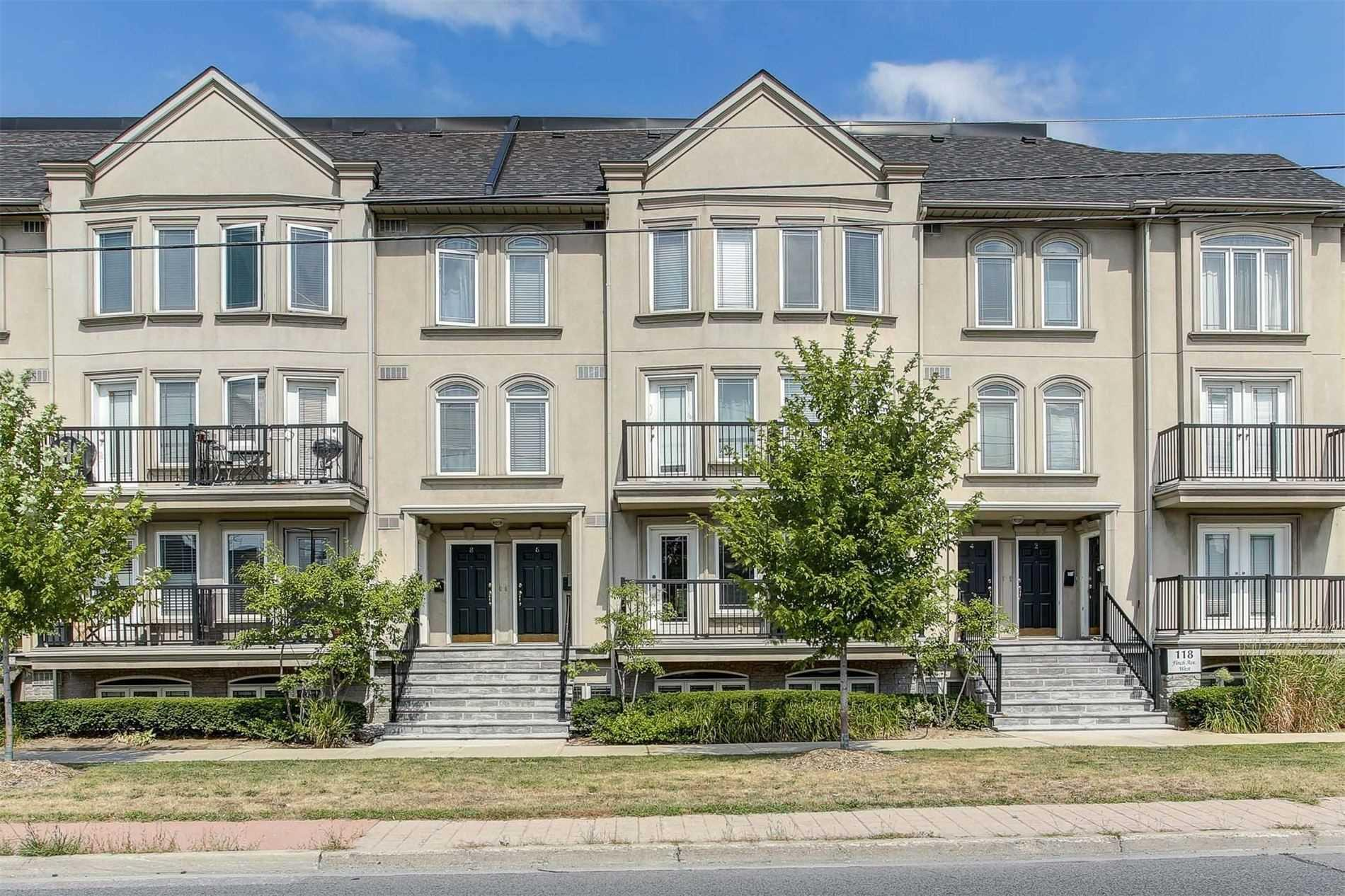 Th 5 - 118 Finch Ave W
