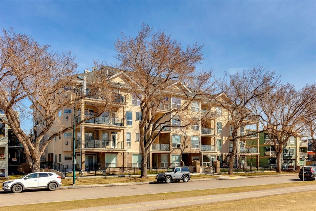 307, - 3412 Parkdale Boulevard Nw