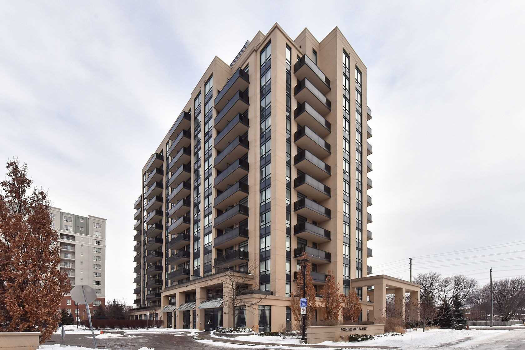 306 - 520 Steeles Ave