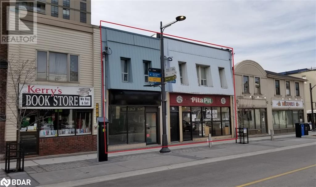 27 - 29 Dunlop Street W