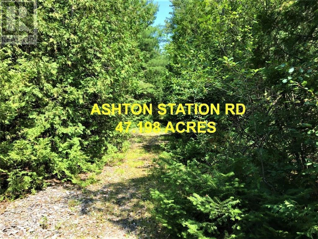 000000 Ashton Station Road