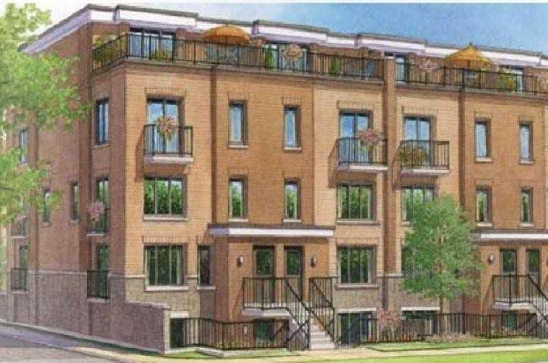 Th#104 - 15 Foundry Ave